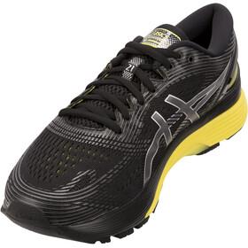 asics Gel-Nimbus 21 - Zapatillas running Hombre - amarillo/negro